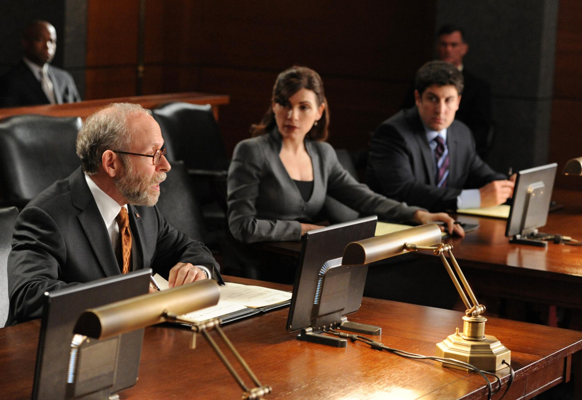 Courtroom Showdown