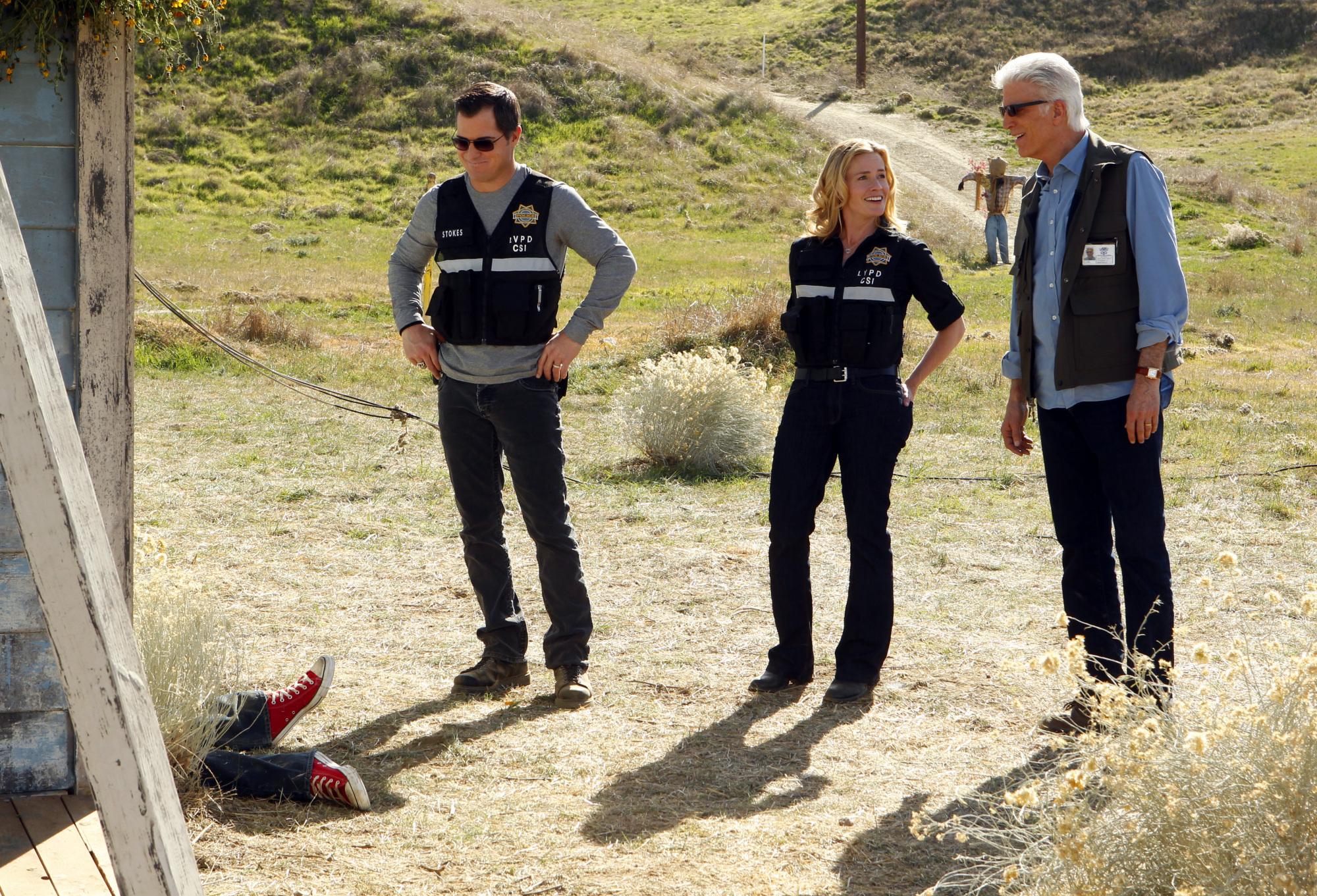 CSI Renewed!