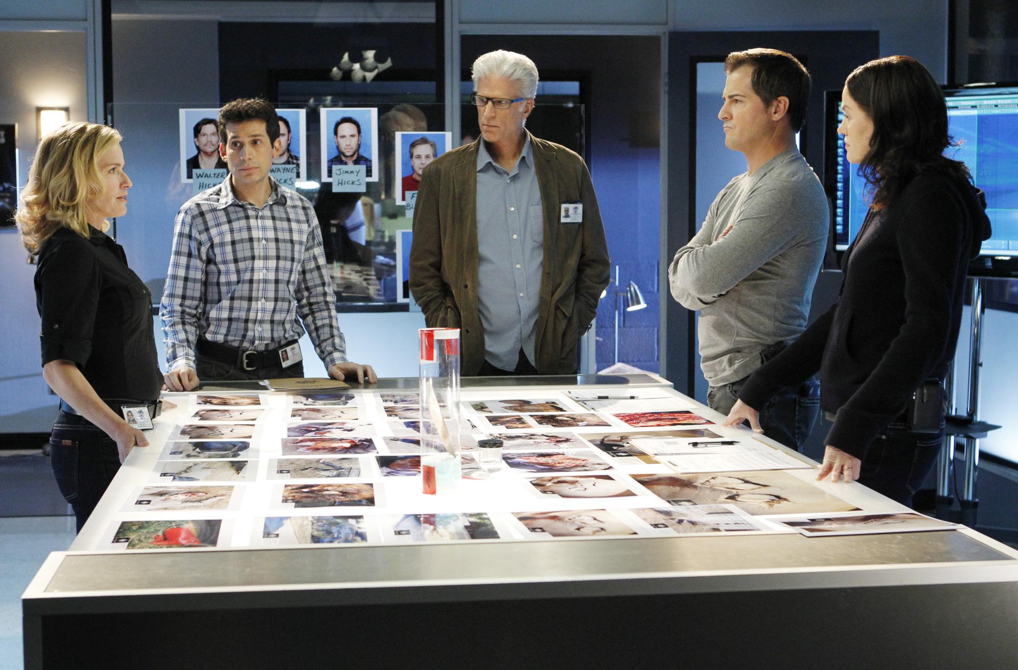 The CSI Team