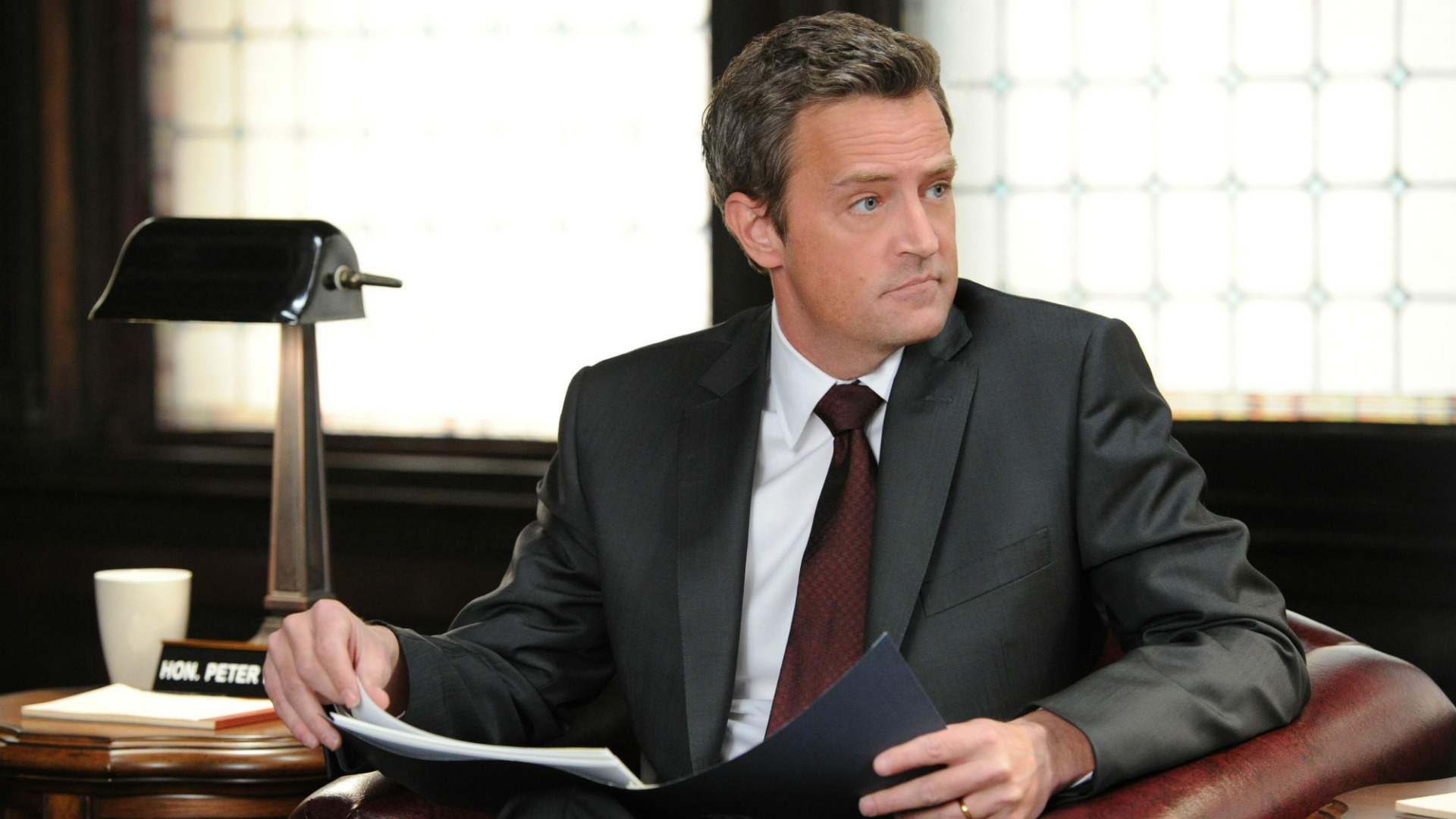 Matthew Perry as Mike Kresteva