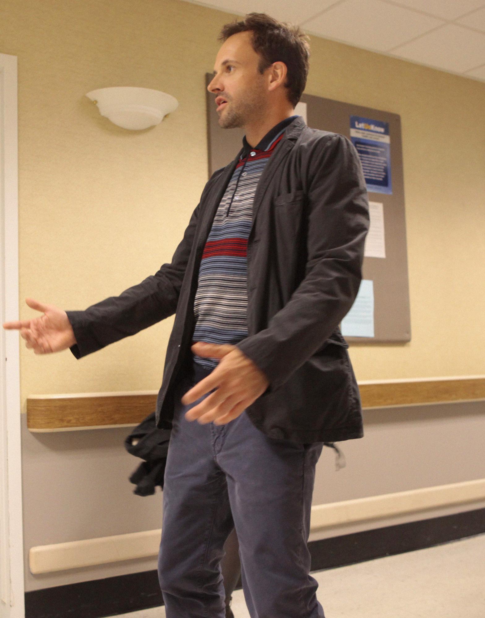 Sherlock Visits the Hospital