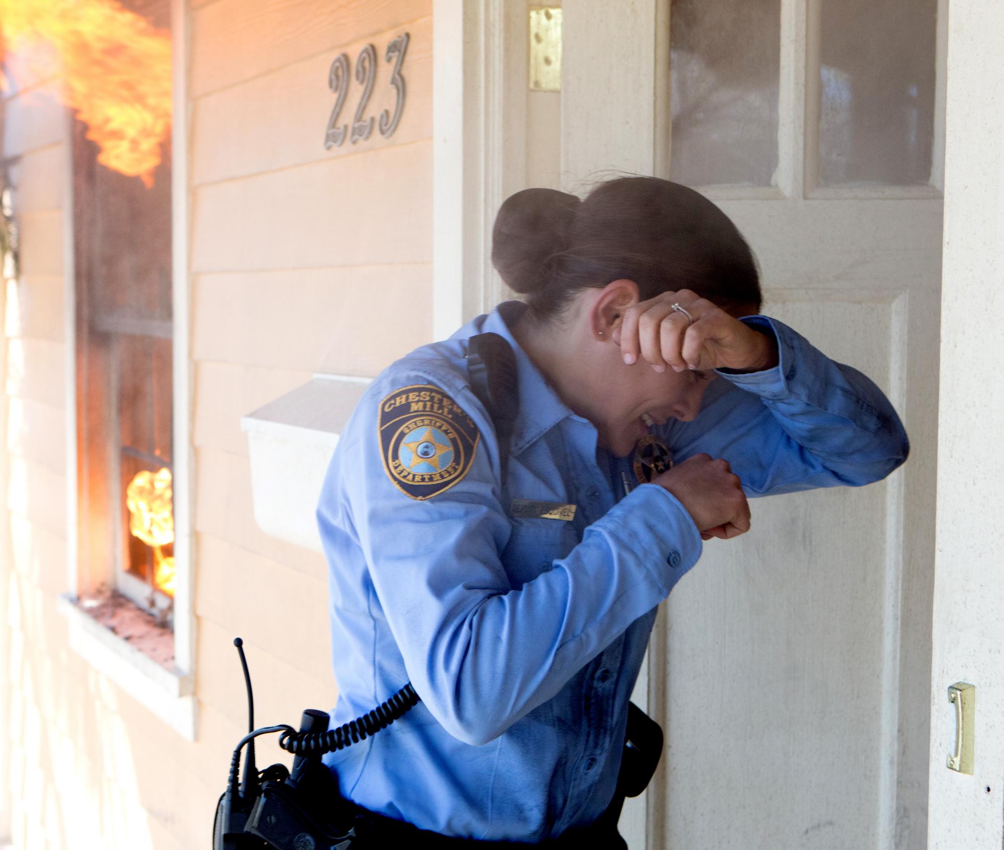 Battling Smoke and Heat