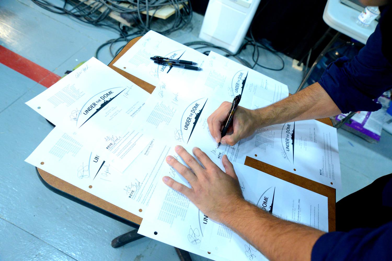 Script Signing