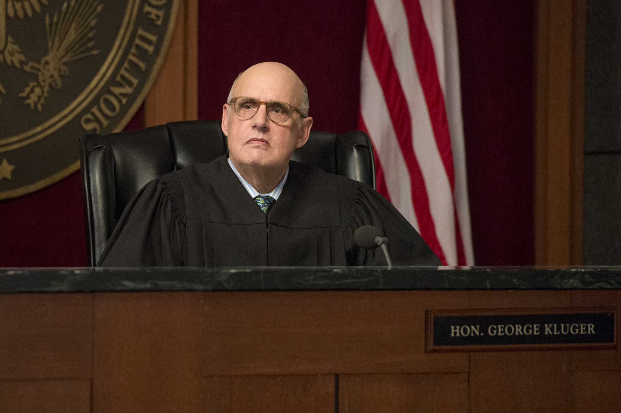 Jeffrey Tambor as Judge Kluger