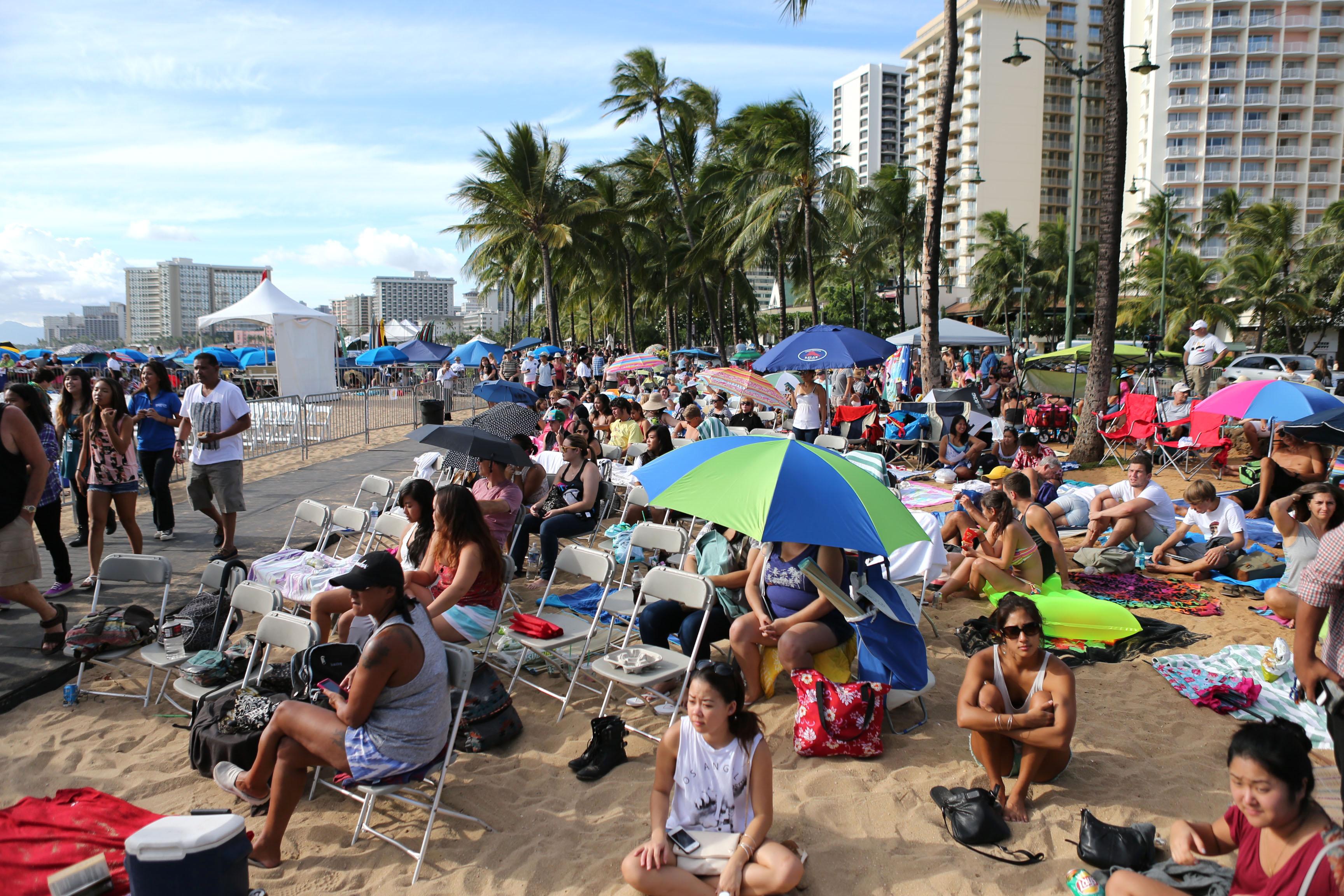 Hawaii Five-0 Sunset on the Beach