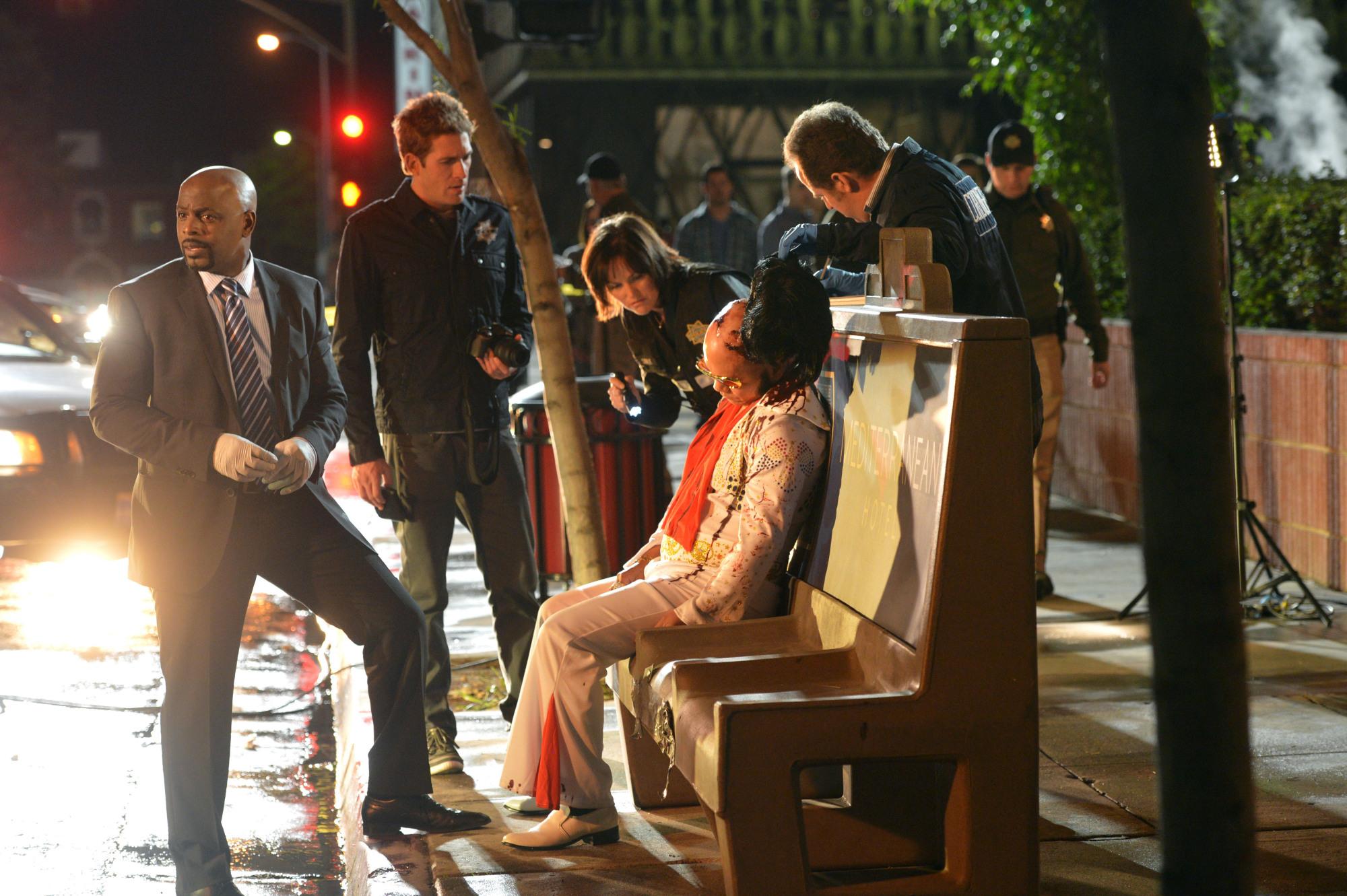 Season 14 Episode 16 Photos - CSI Crime Scene Investigation