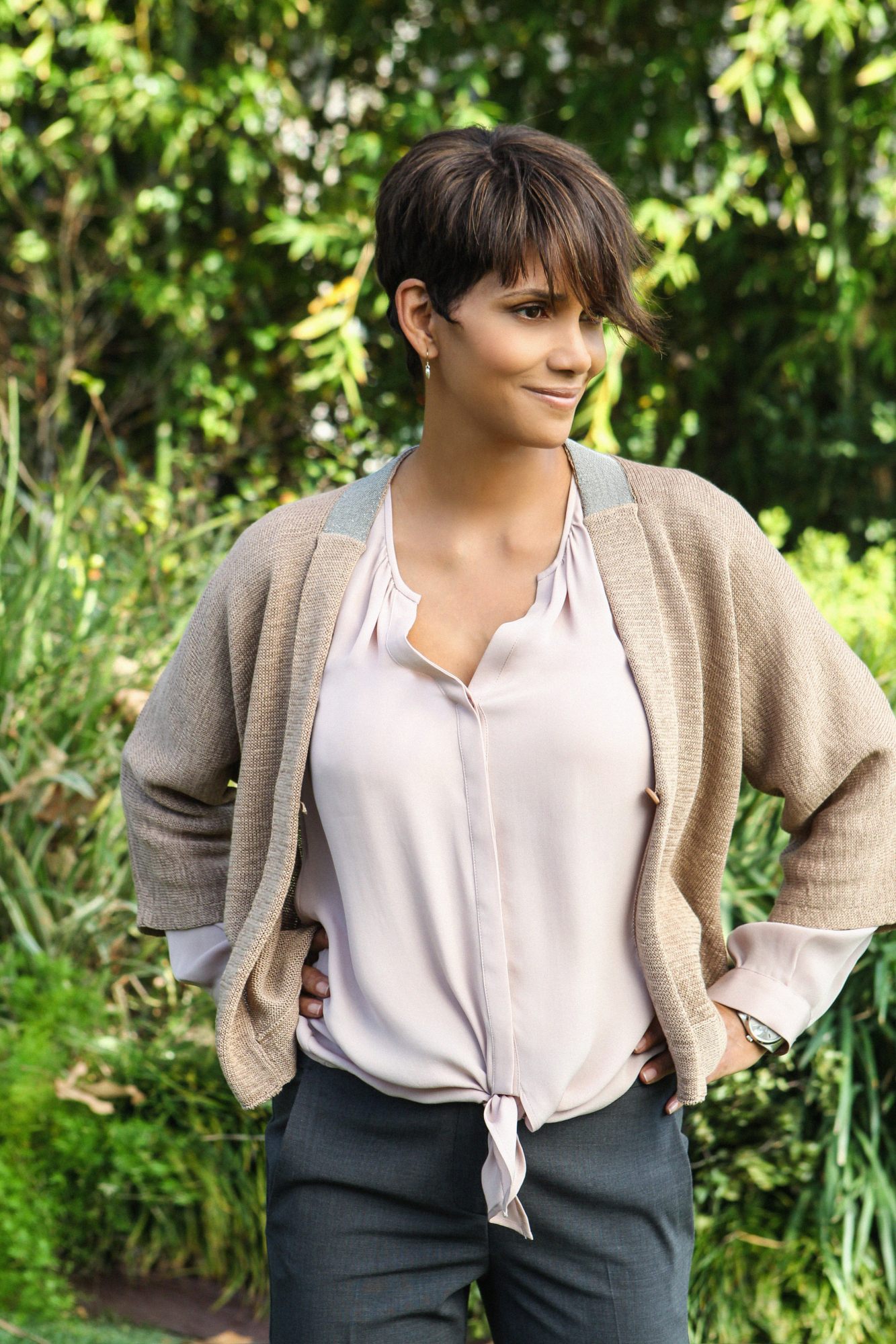 Halle Berry in Extant - First Look