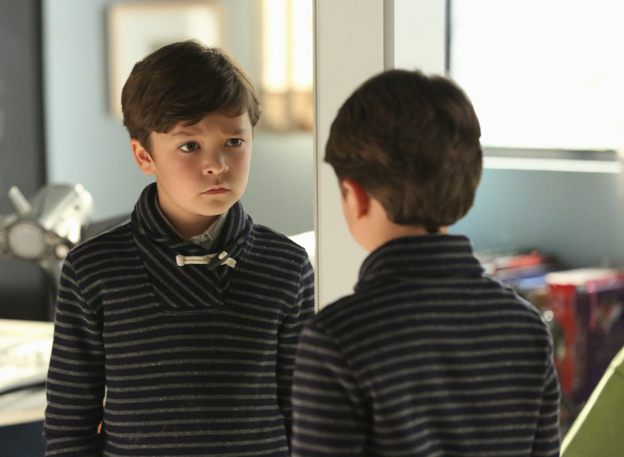 Pierce Gagnon in Extant - First Look