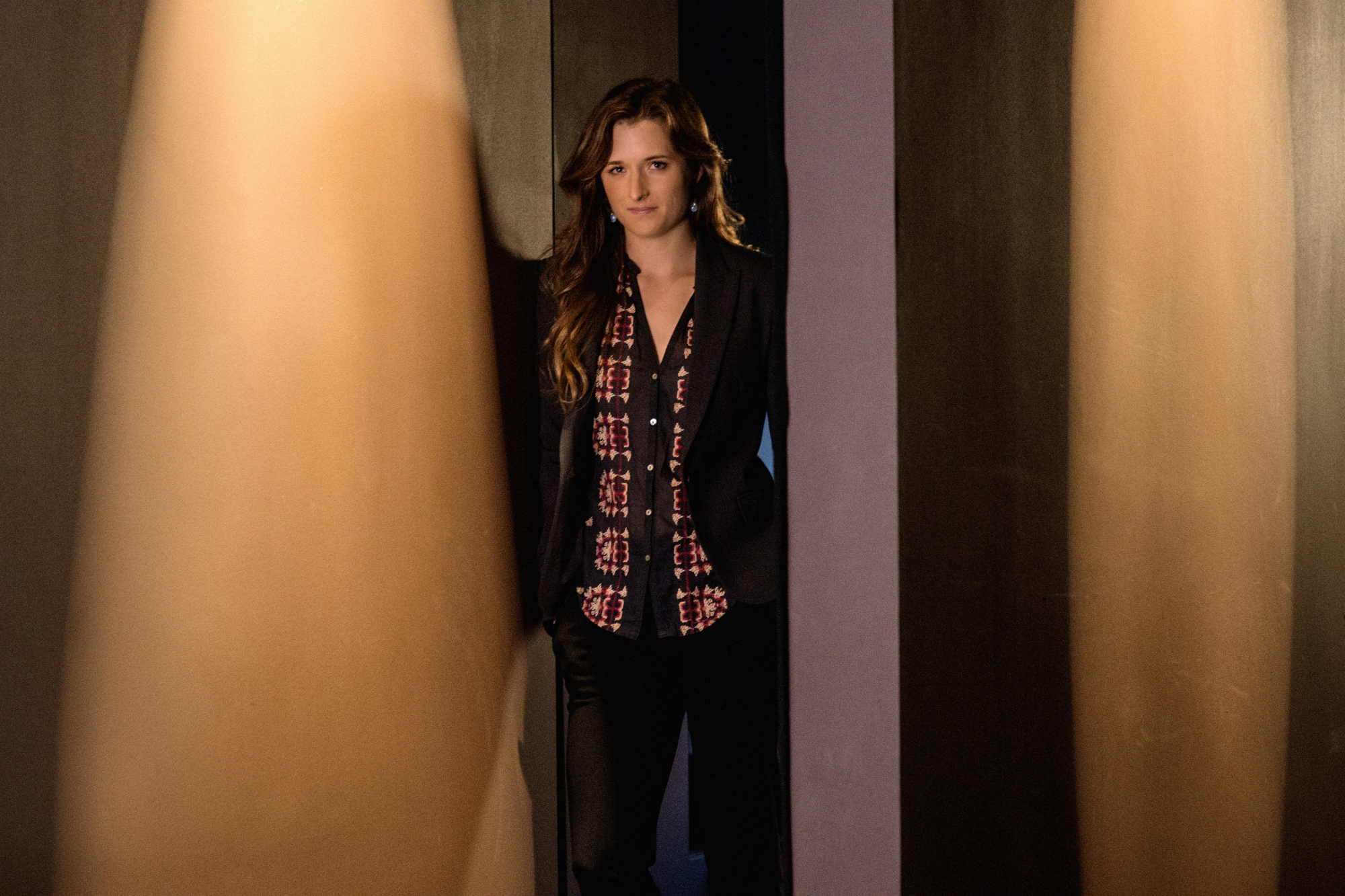 Grace Gummer in Extant - First Look