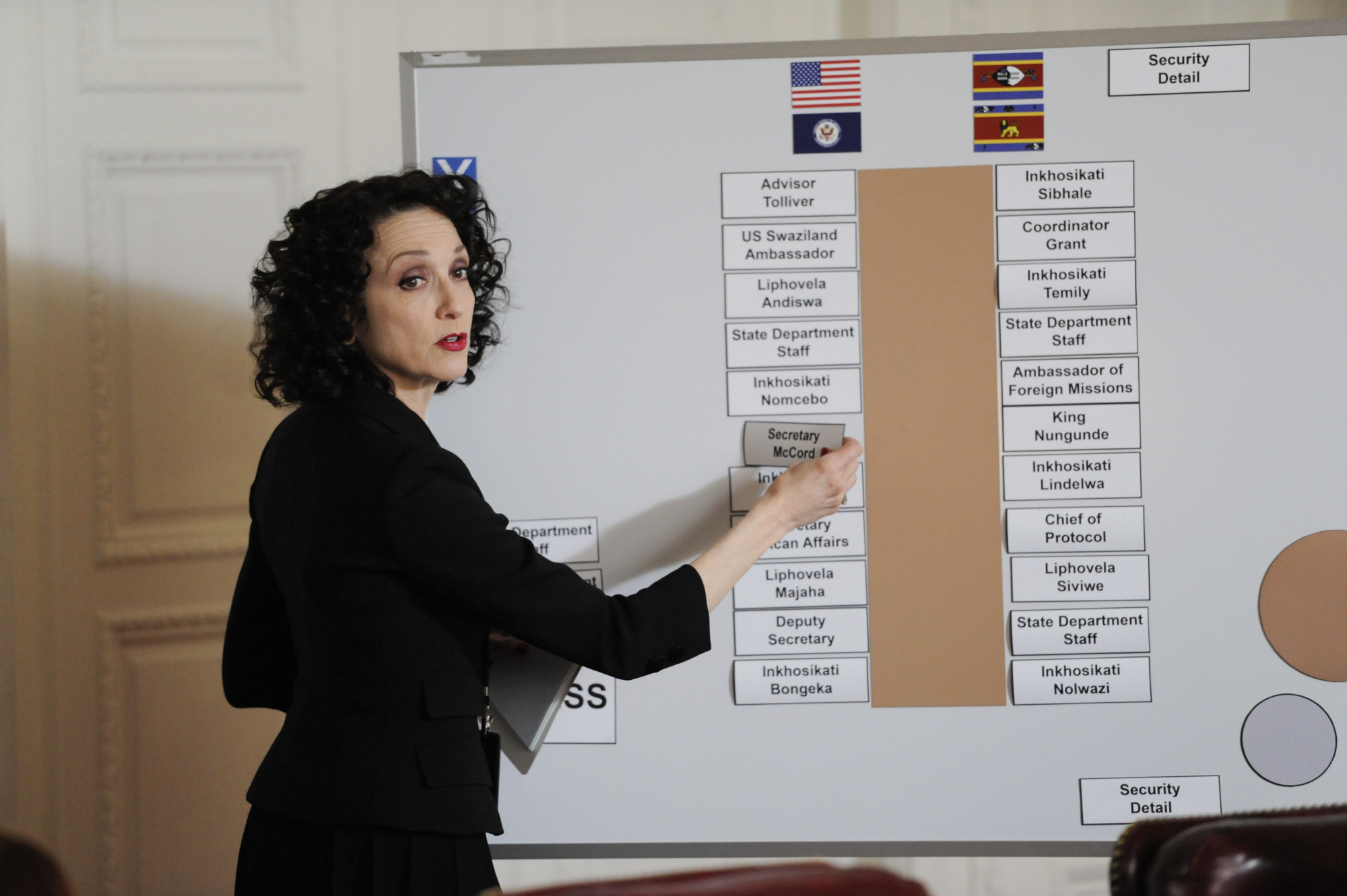"""5. Bebe Neuwirth won two Emmy Awards in 1990 and 1991 for her role as Lilith on """"Cheers,"""" in the category of Outstanding   Supporting Actress in a Comedy Series."""