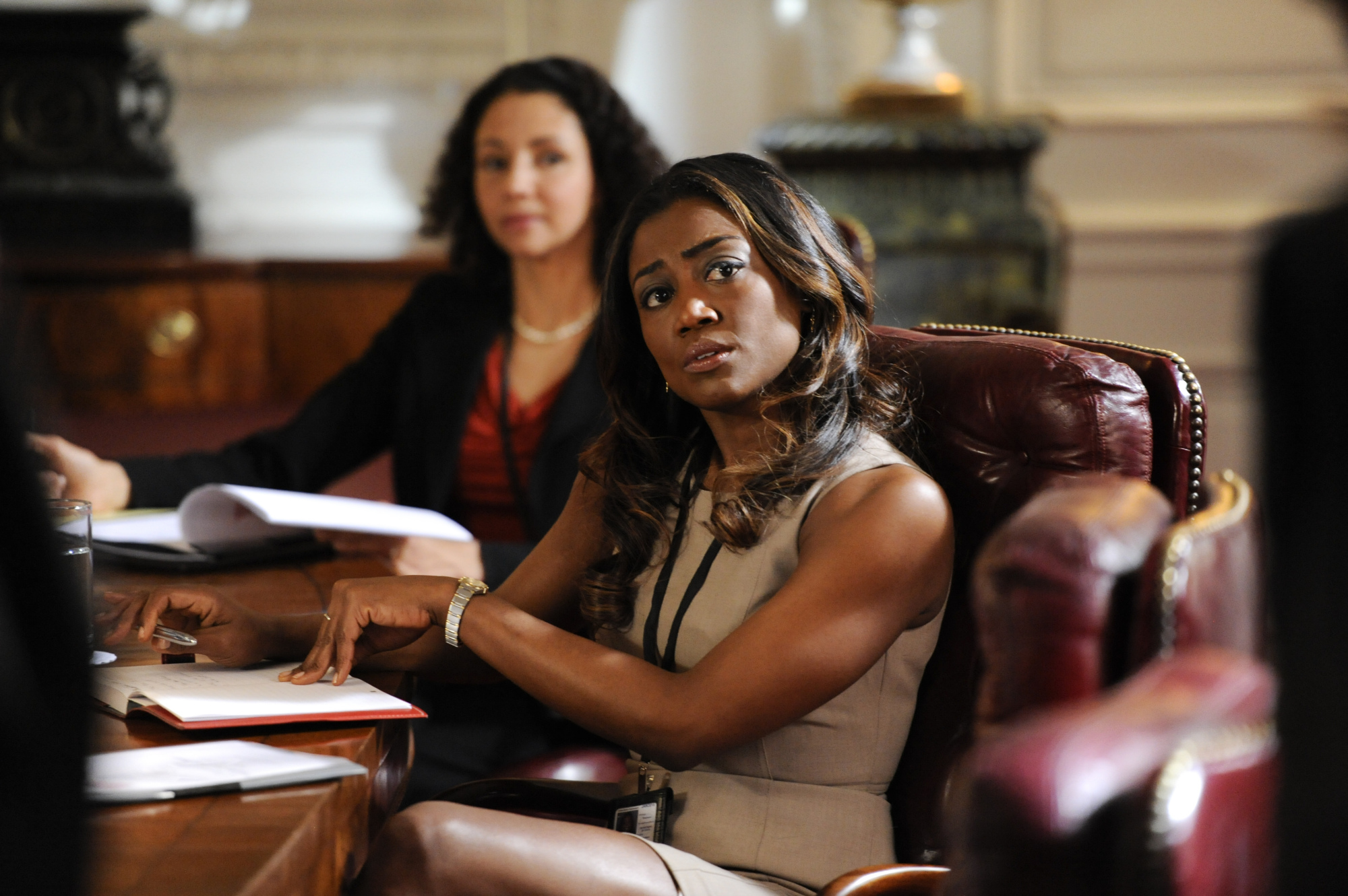 39. Patina Miller received a degree in musical theater from Carnegie Mellon University.