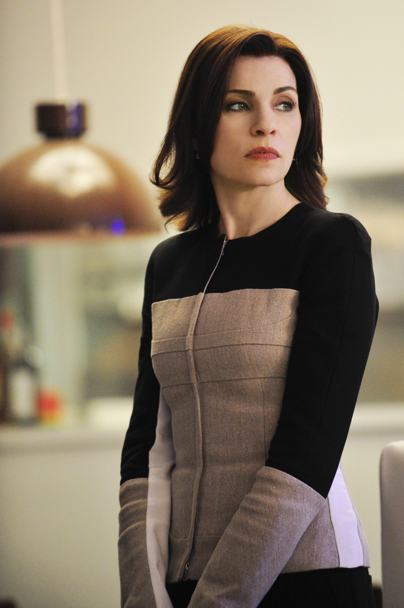 5. Her two biggest shows (The Good Wife and ER) are both set in the same location, Chicago!