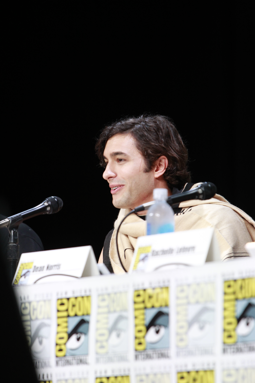 Alex Koch at Comic-Con