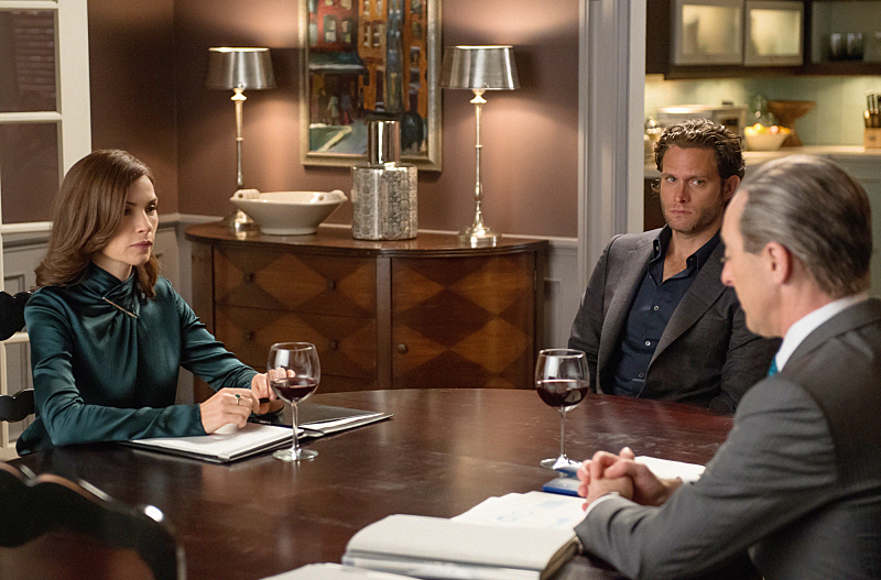 Steven Pasquale guest stars as Jonathan Elfman in