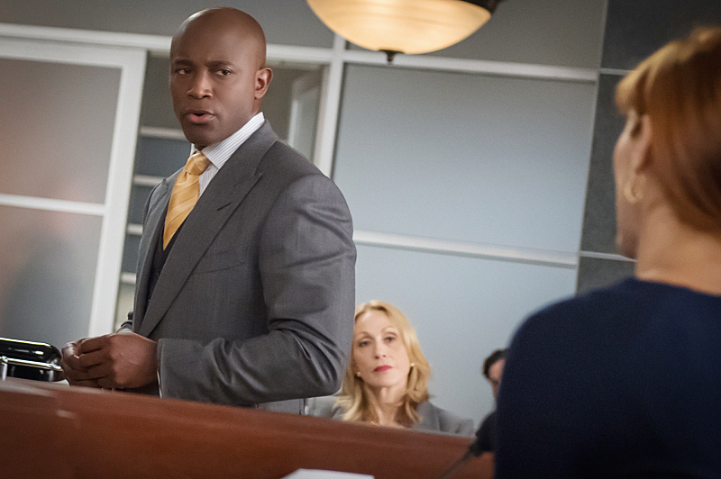 Taye Diggs as Dean Levine-Wilkins in