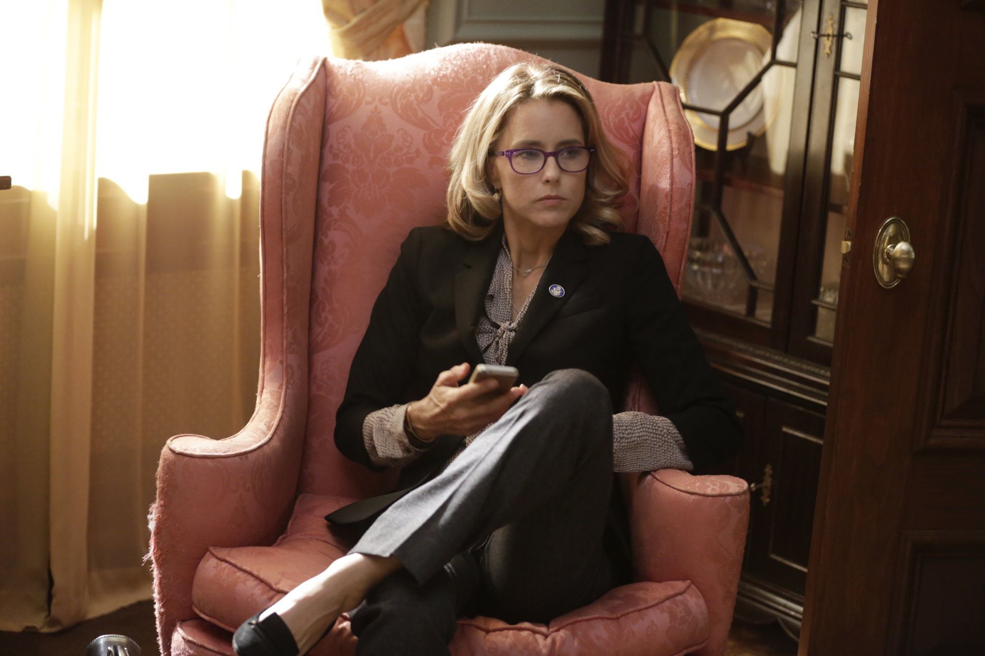 35. Téa Leoni's grandmother was a former Broadway actress and a big acting influence.