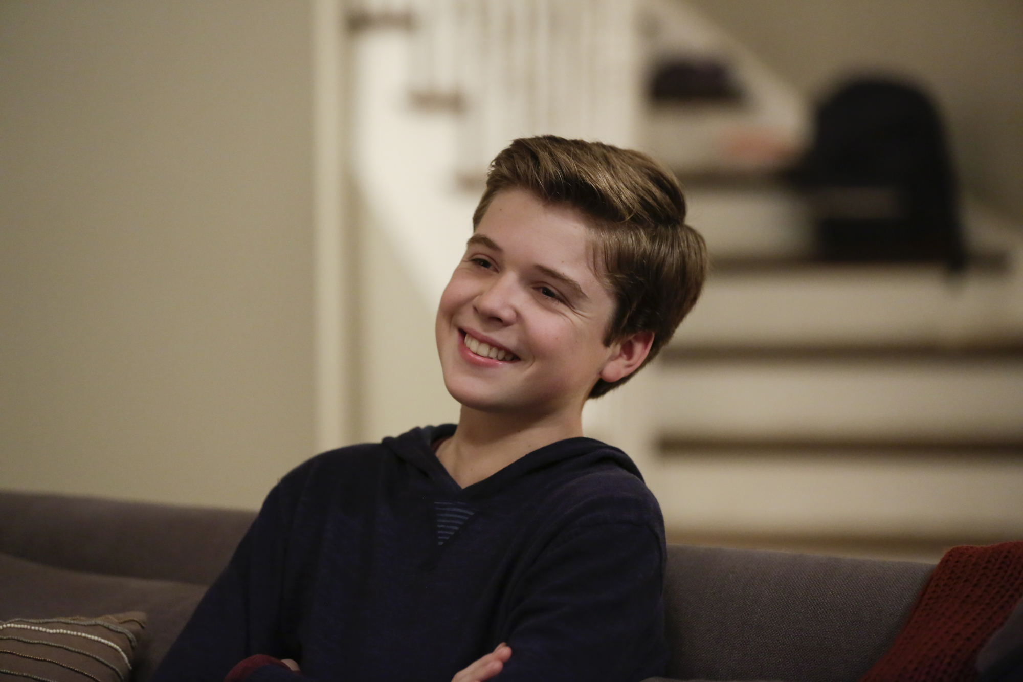 10. Evan Roe was discovered by a Hollywood agent at the age of 12.