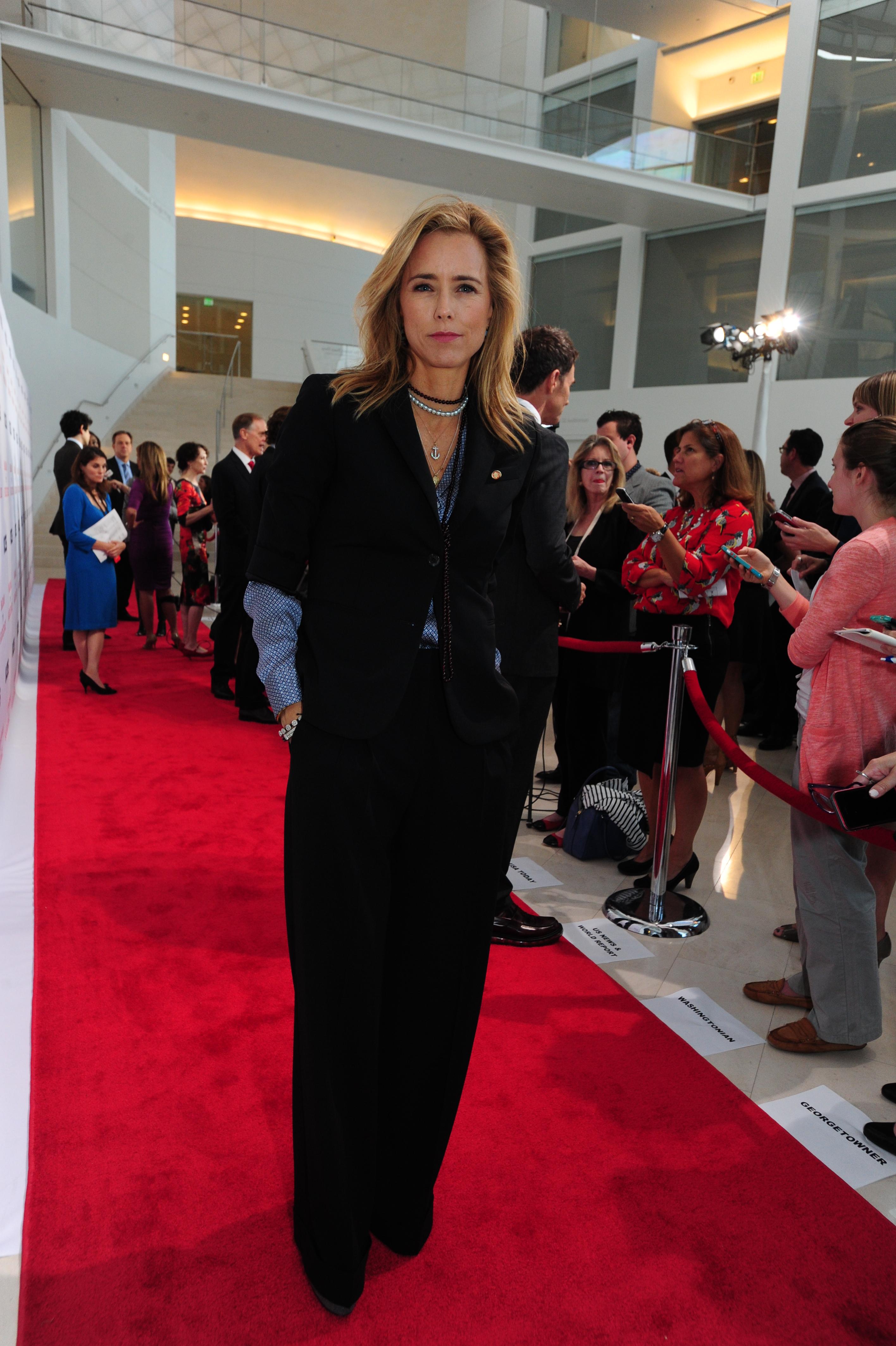 Téa Leoni  on the Red Carpet