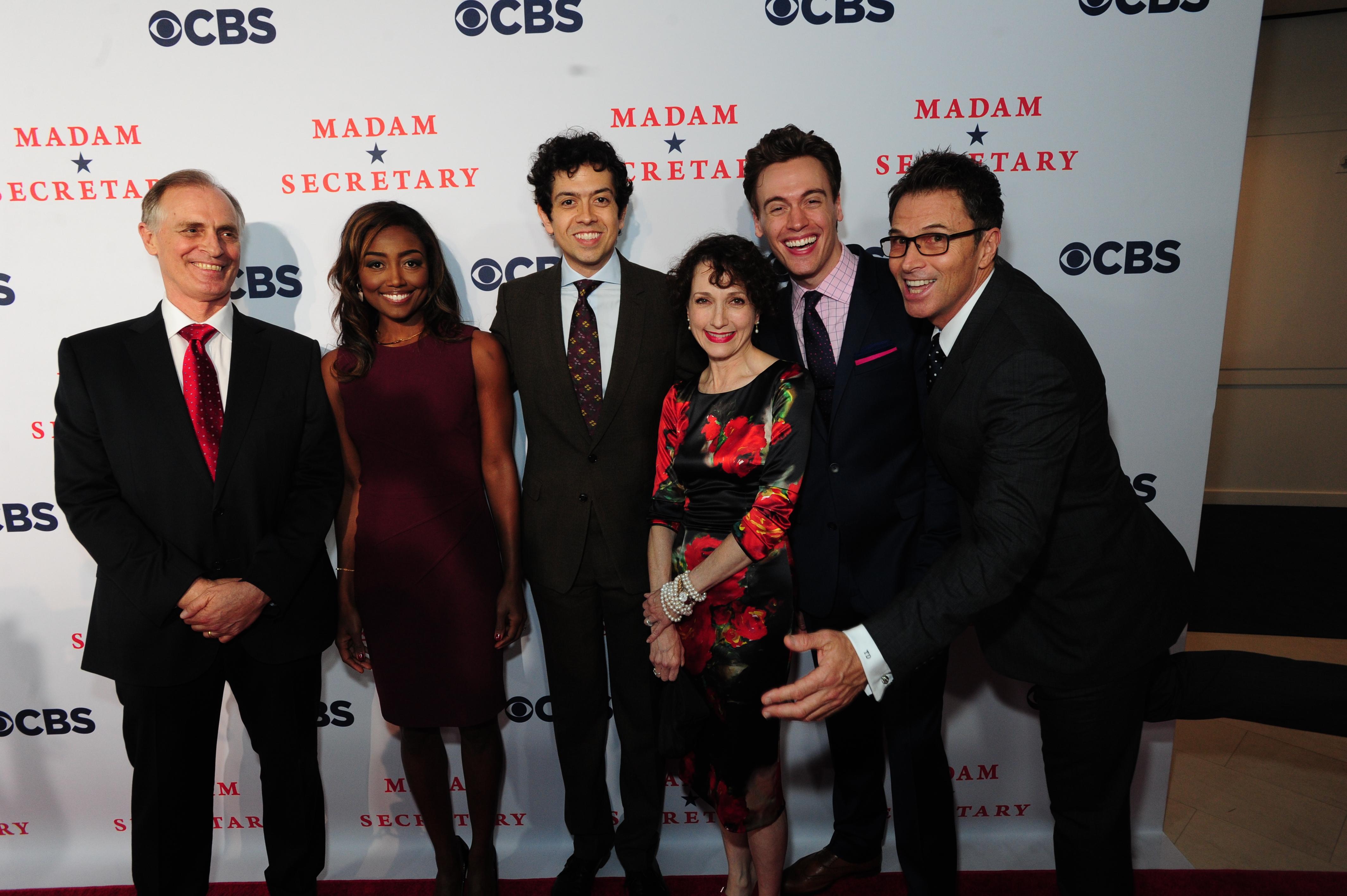 The Madam Secretary Cast