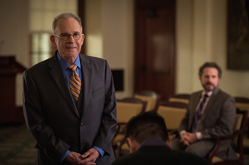 Ron Rifkin Guest Stars as Civil Rights Lawyer Spencer Randolph