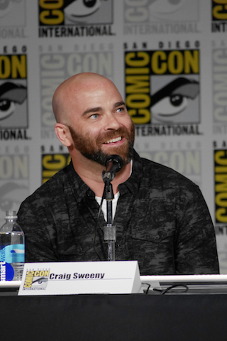 Executive Producer And Director Craig Sweeny