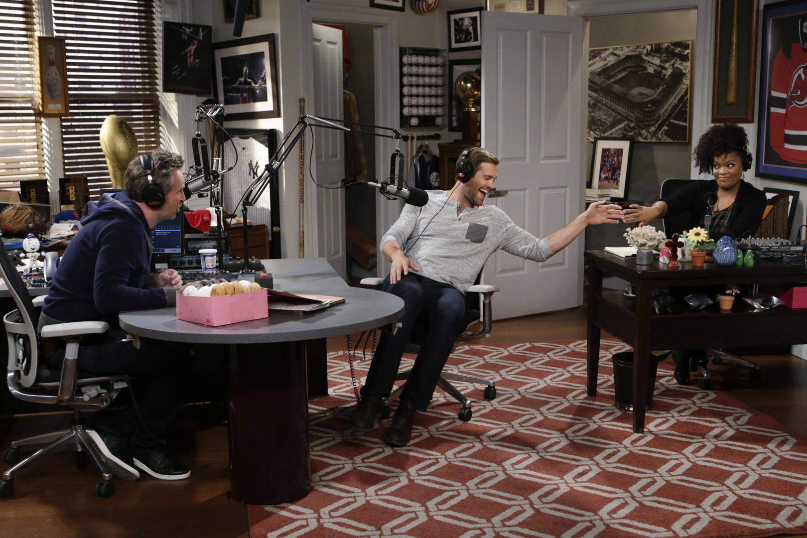 Dani shares her incredible sense of humor with Oscar's listeners.