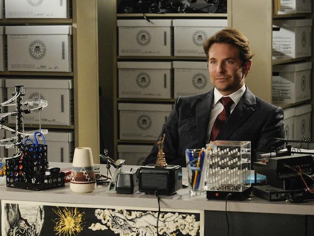 Bradley Cooper as Senator Edward Morra