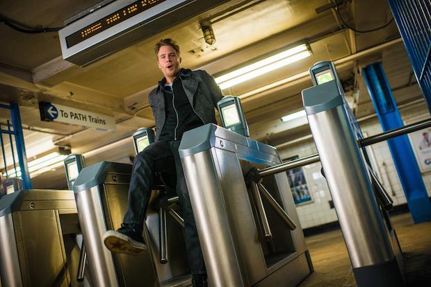 Jake McDorman as Brian Finch