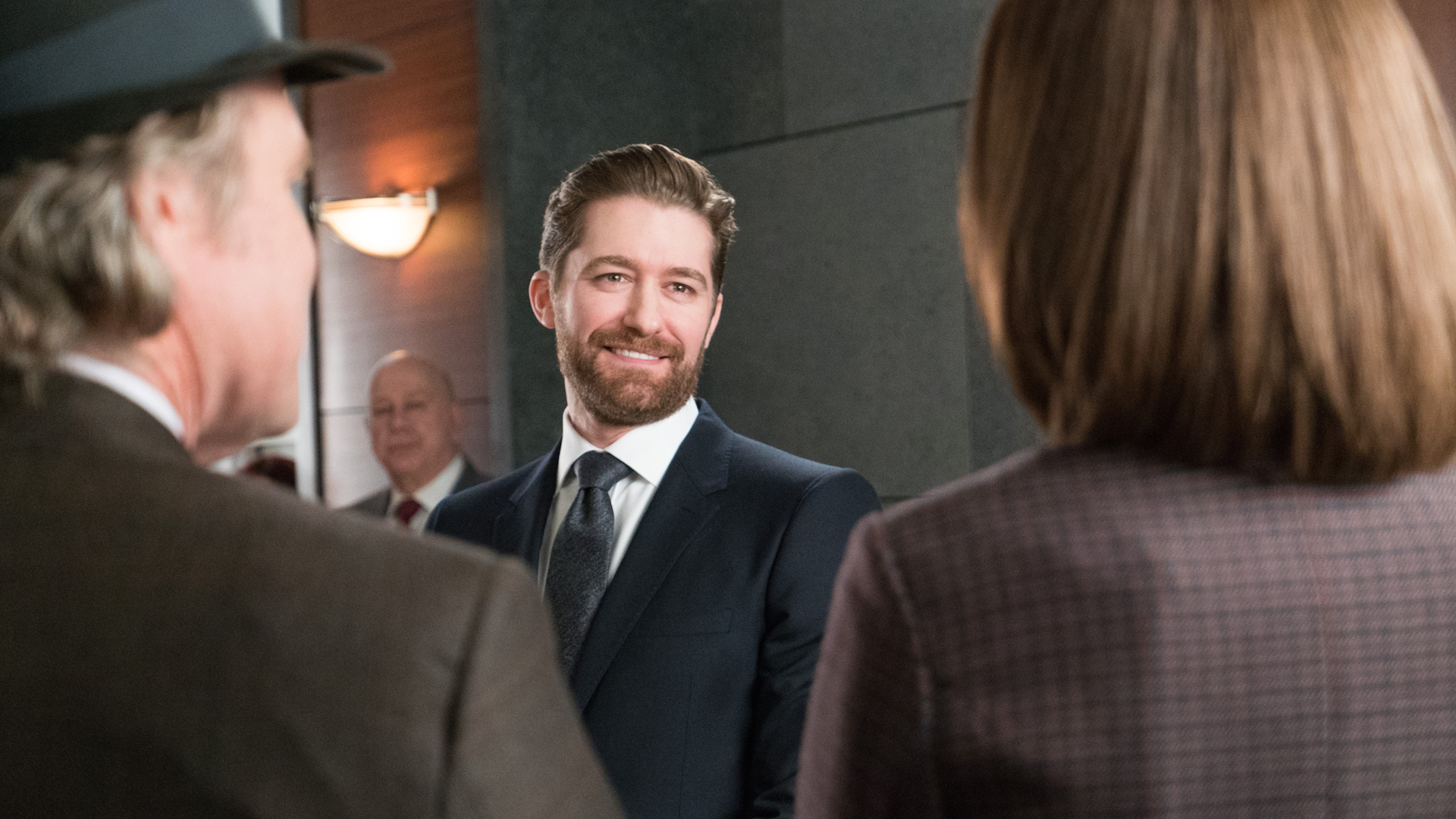 Matthew Morrison as Assistant U.S. Attorney Connor Fox