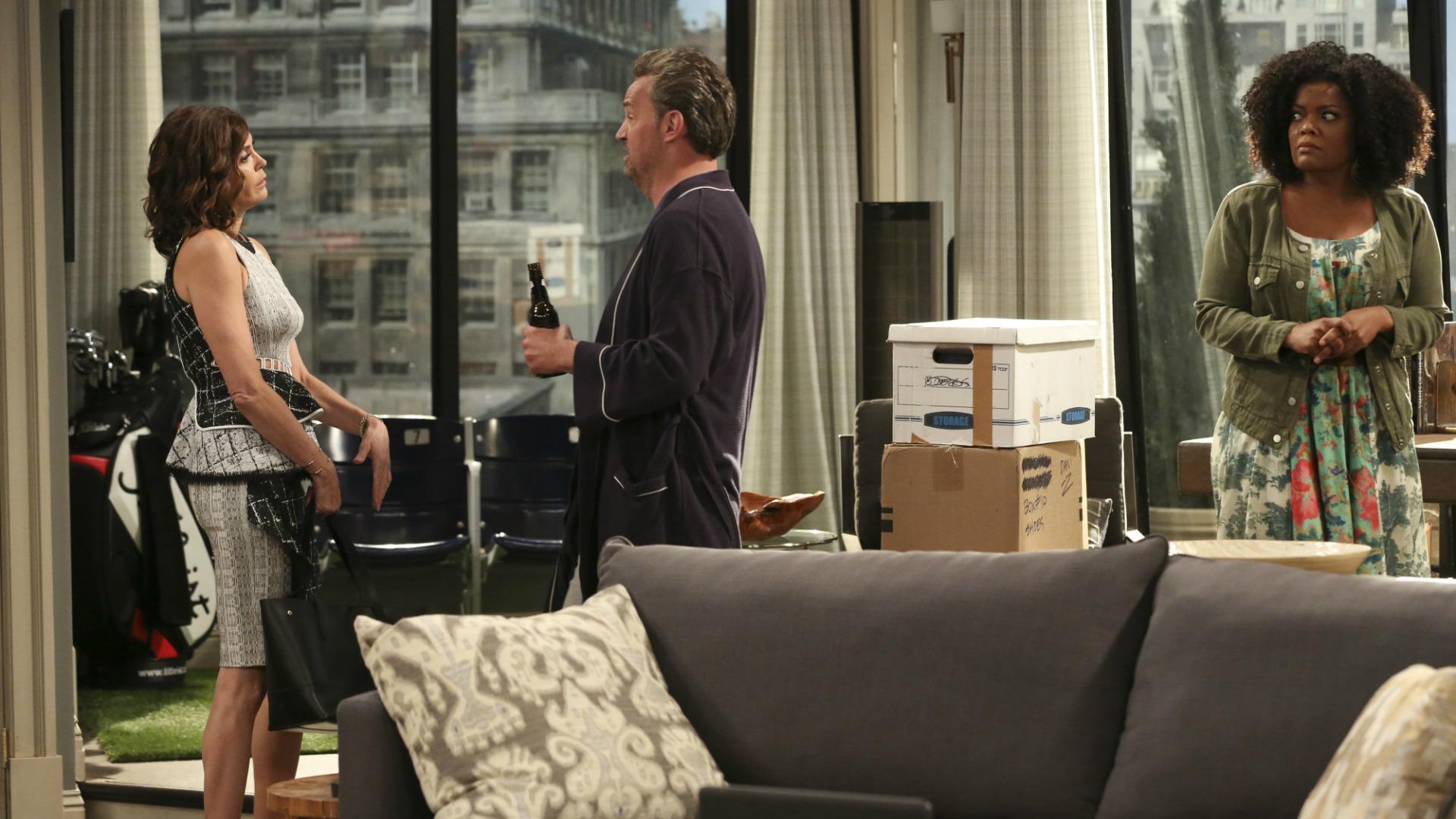 Dani eavesdrops on Charlotte and Oscar's conversation.