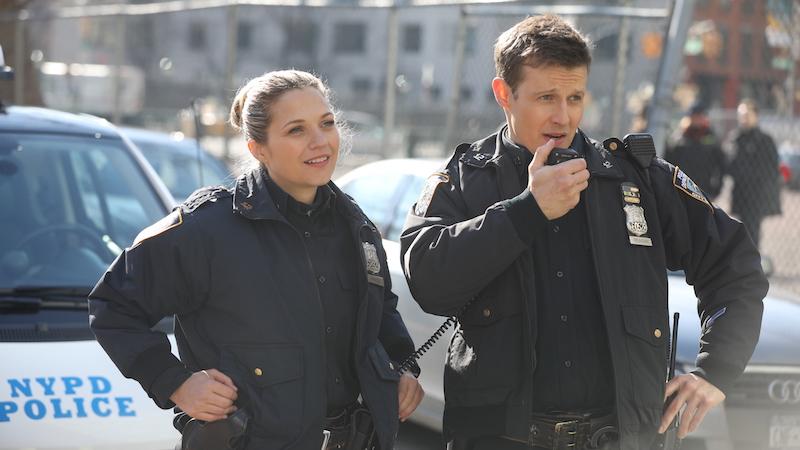 7. They both look good in uniform.