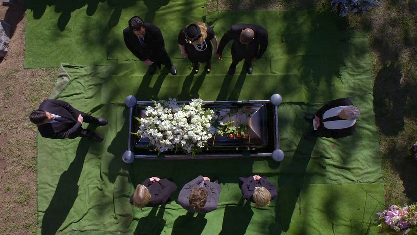 When JJ saved Prentiss' life—by helping to fake her death.