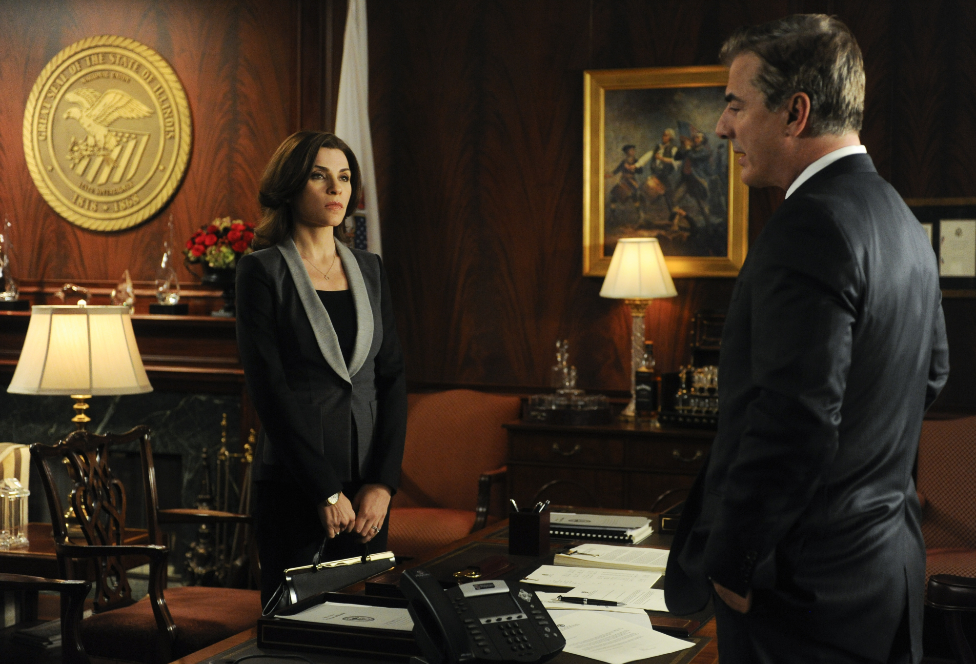 10. The Governor's Wife