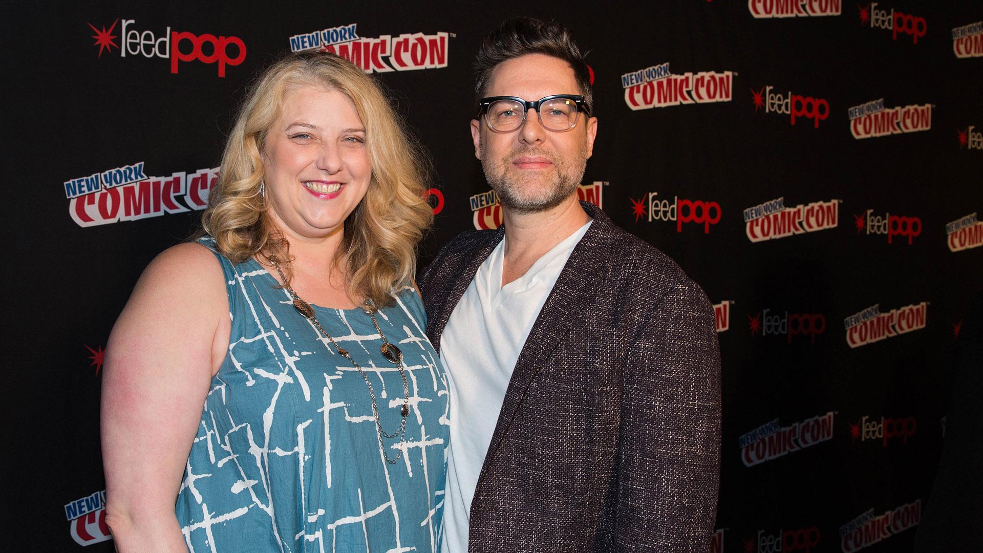 Executive Producers Gretchen J. Berg and Aaron Harberts