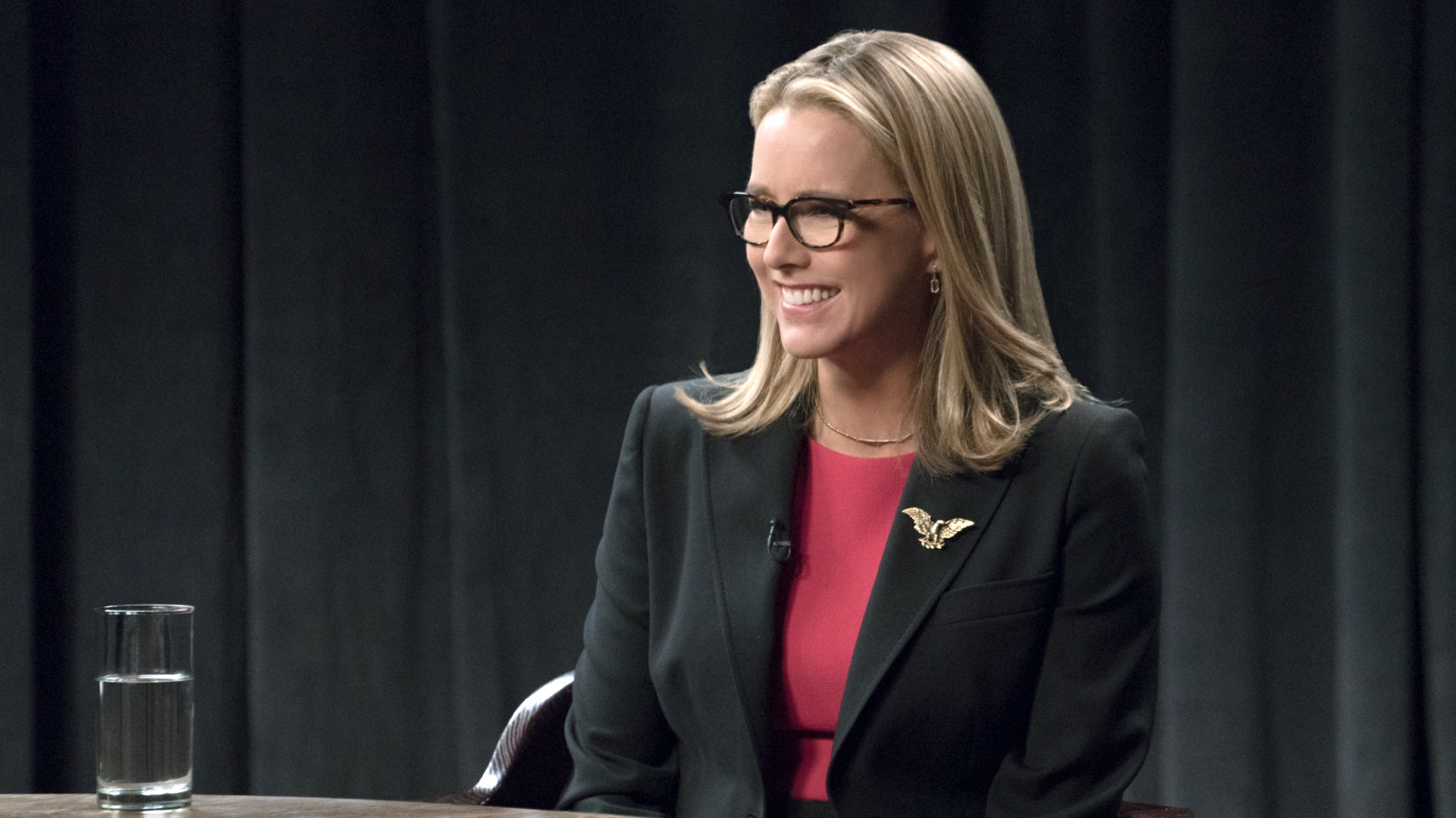 When the going gets tough, think like Madam Secretary.