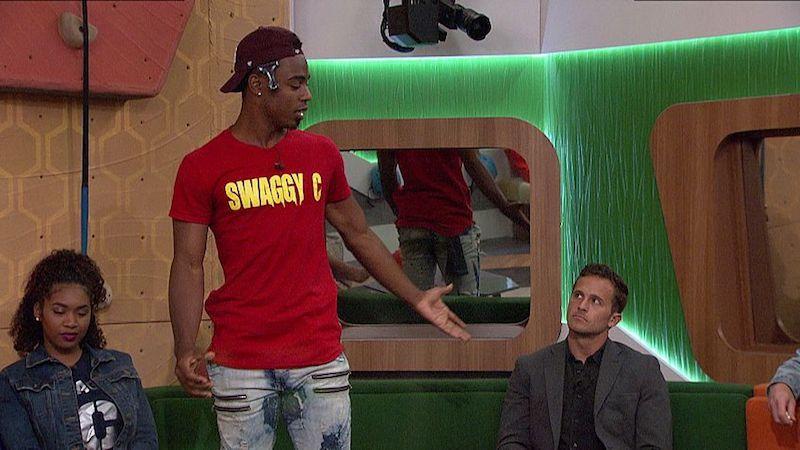 Big Brother 20: Swaggy C-ya