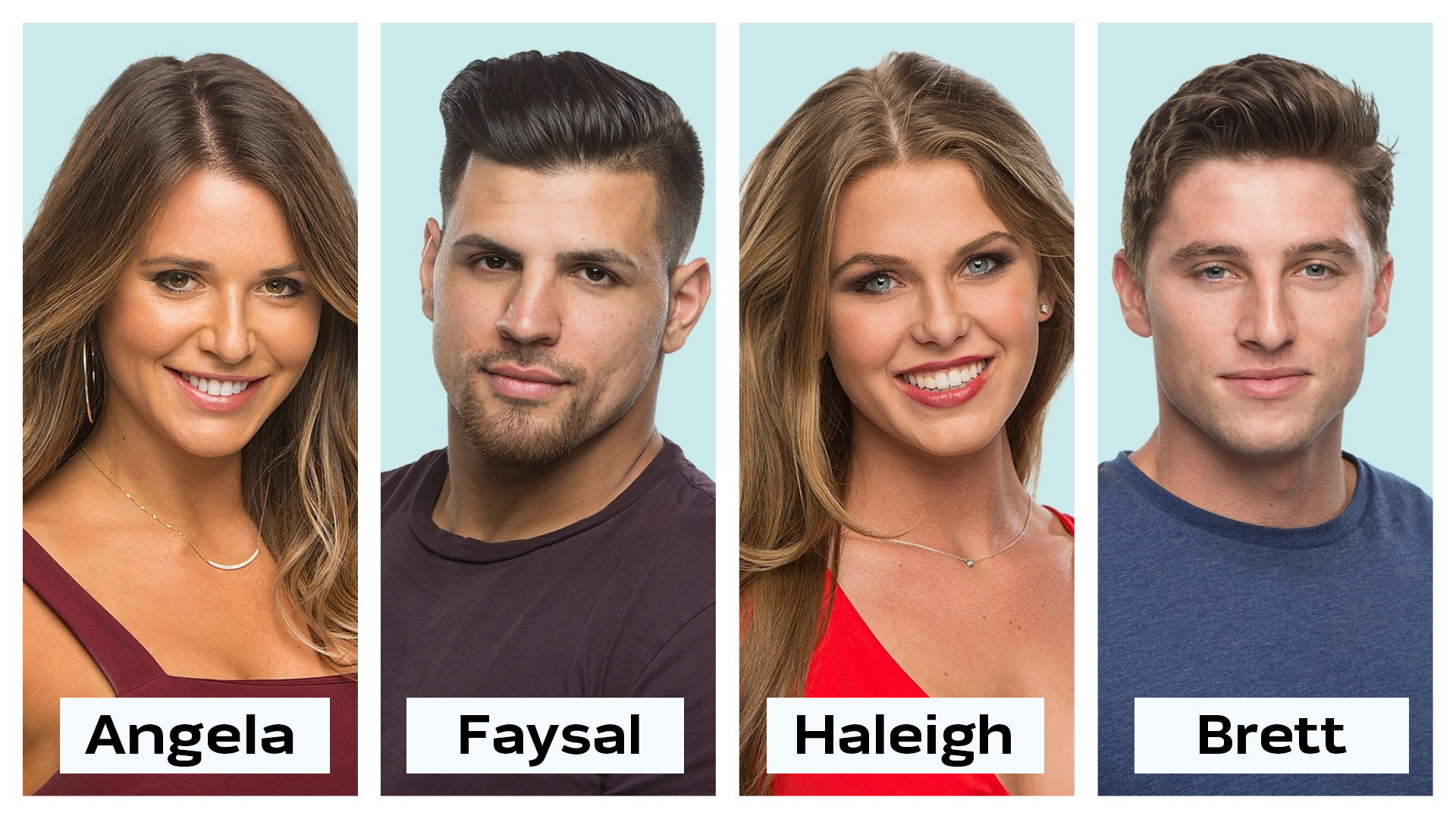 Which of these Houseguests did NOT compete in the