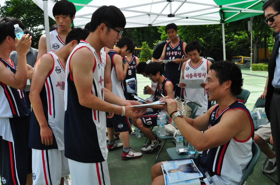 Team Autographs