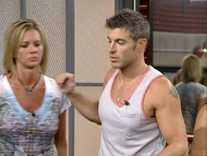 Big Brother 13: Shelly blindsides Jeff