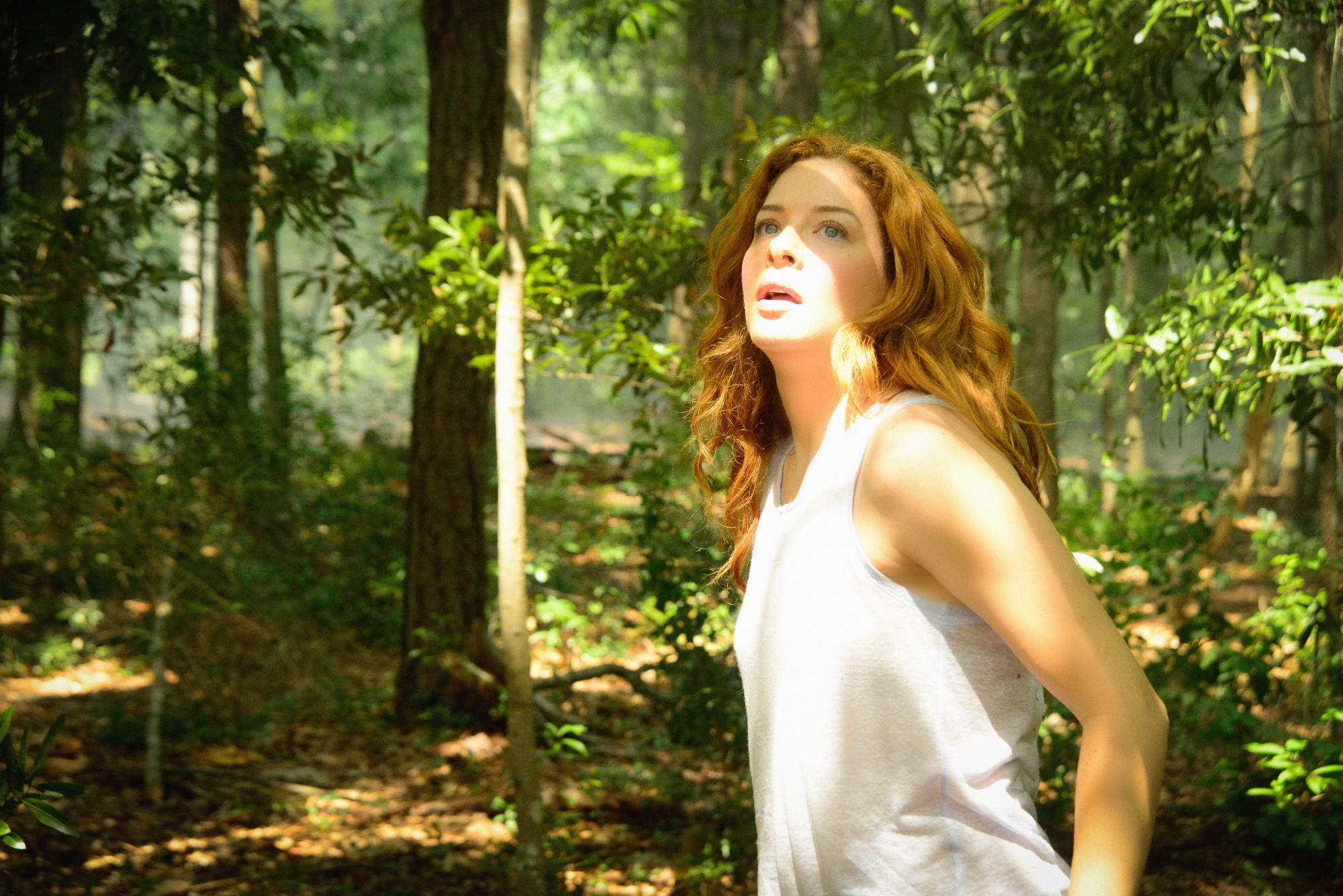 Rachelle Lefevre as Julia Shumway.