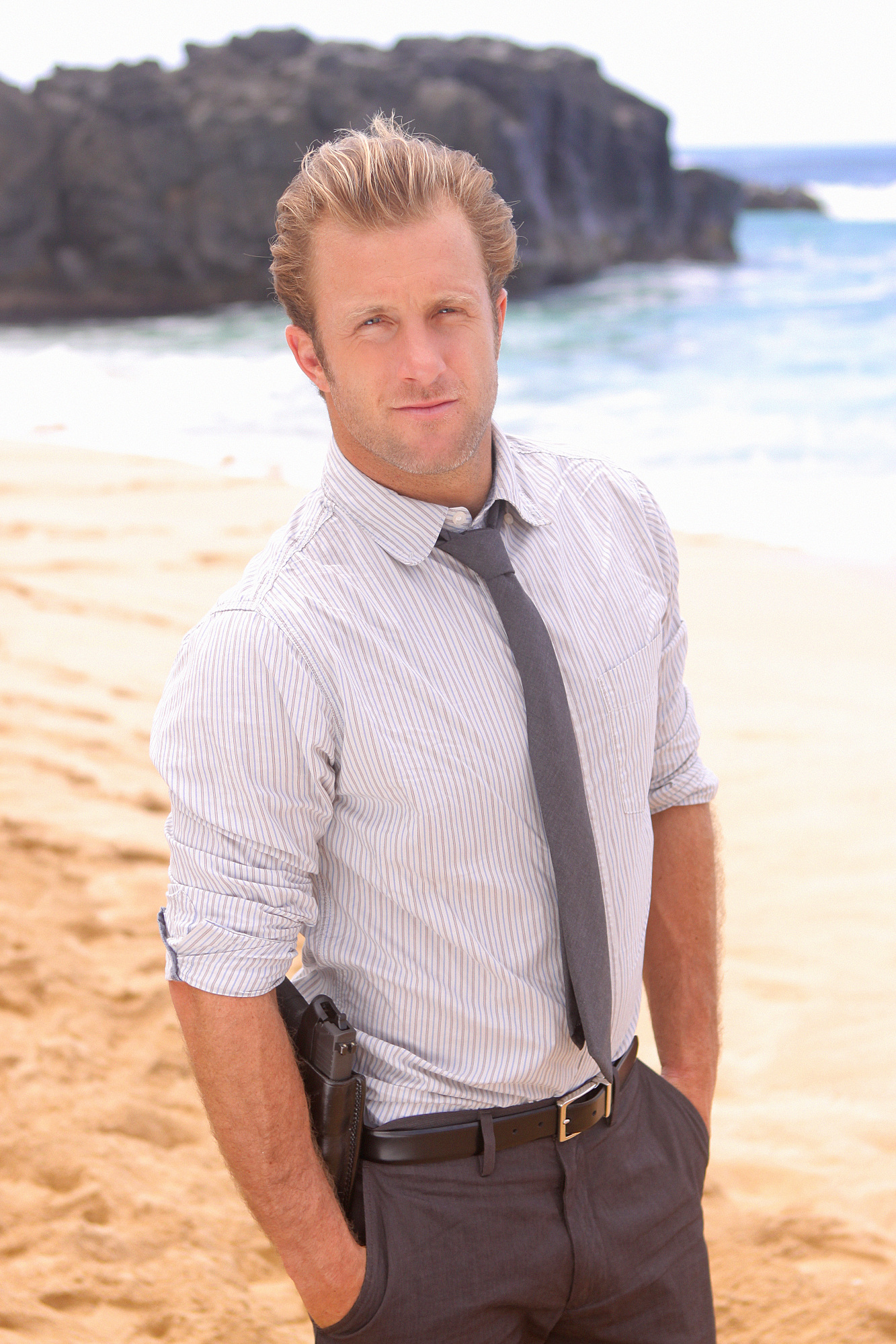 Scott Caan Welcomes James Caan