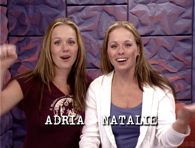 Big Brother 5: Twin Twist