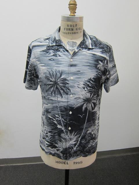 Stormy Aloha Shirt
