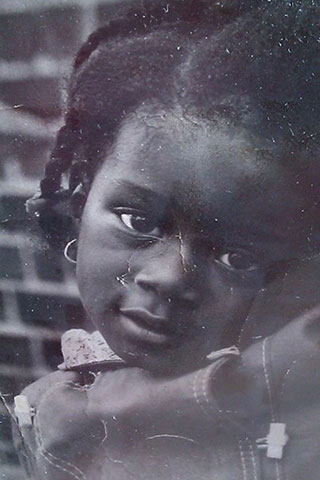 We'll give you a <i>hind</i> about who this actress grew up to be.