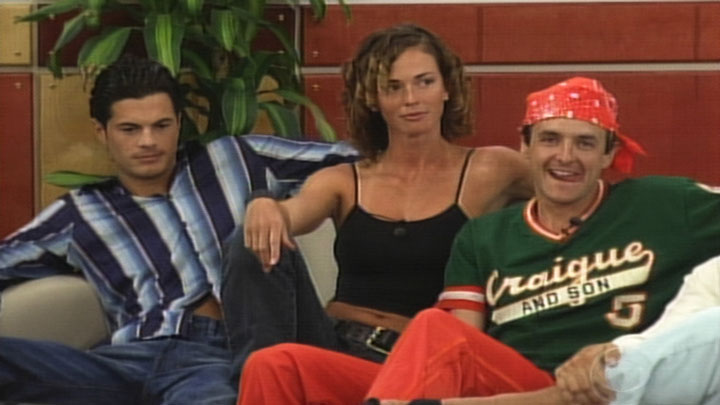 The first Big Brother alliance(s)