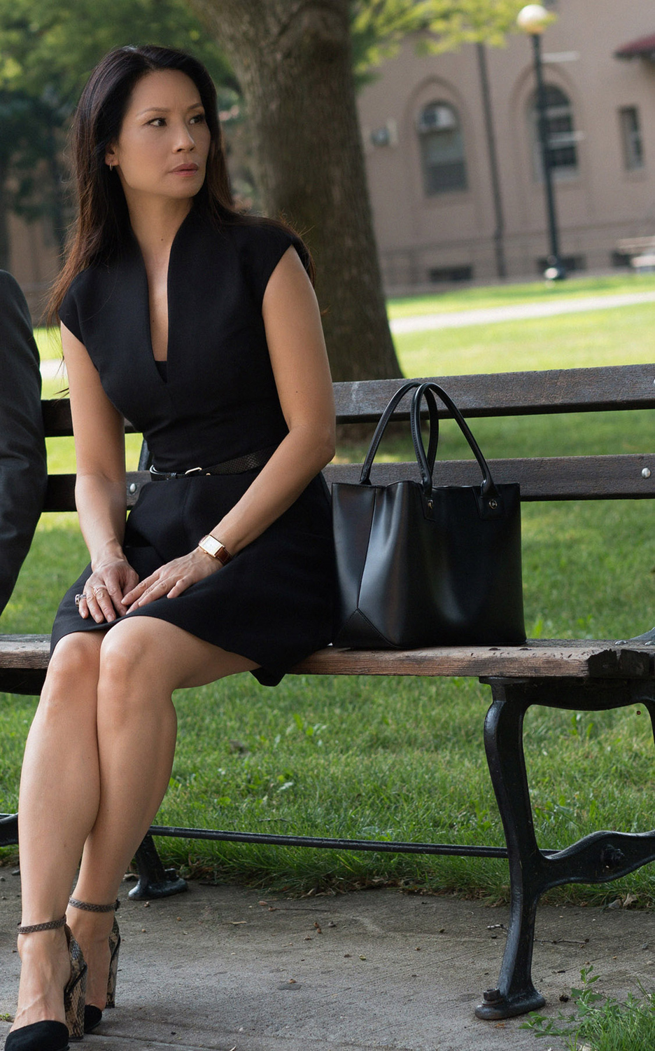 The perfect little black dress