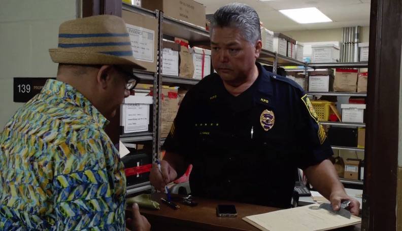 Michael Cho (HPD Officer) is a former Honolulu detective and a law enforcement consultant on the show.