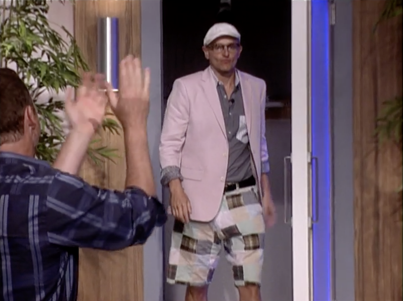 Big Brother 14: Ian turns on Boogie