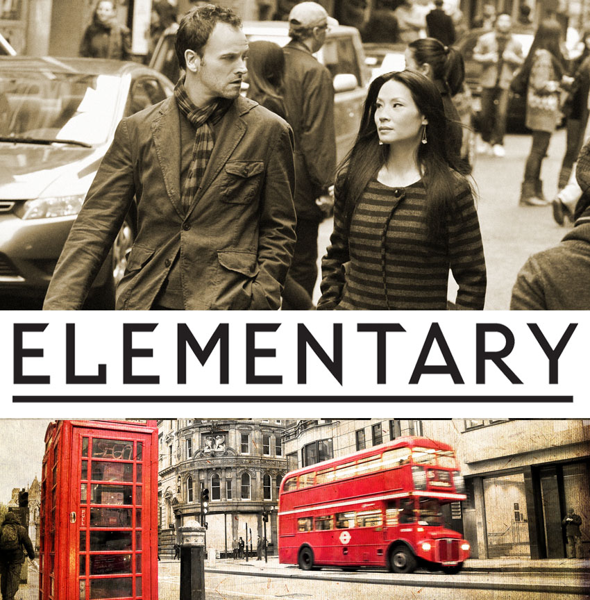Elementary To Film 2nd Season Premiere In London!