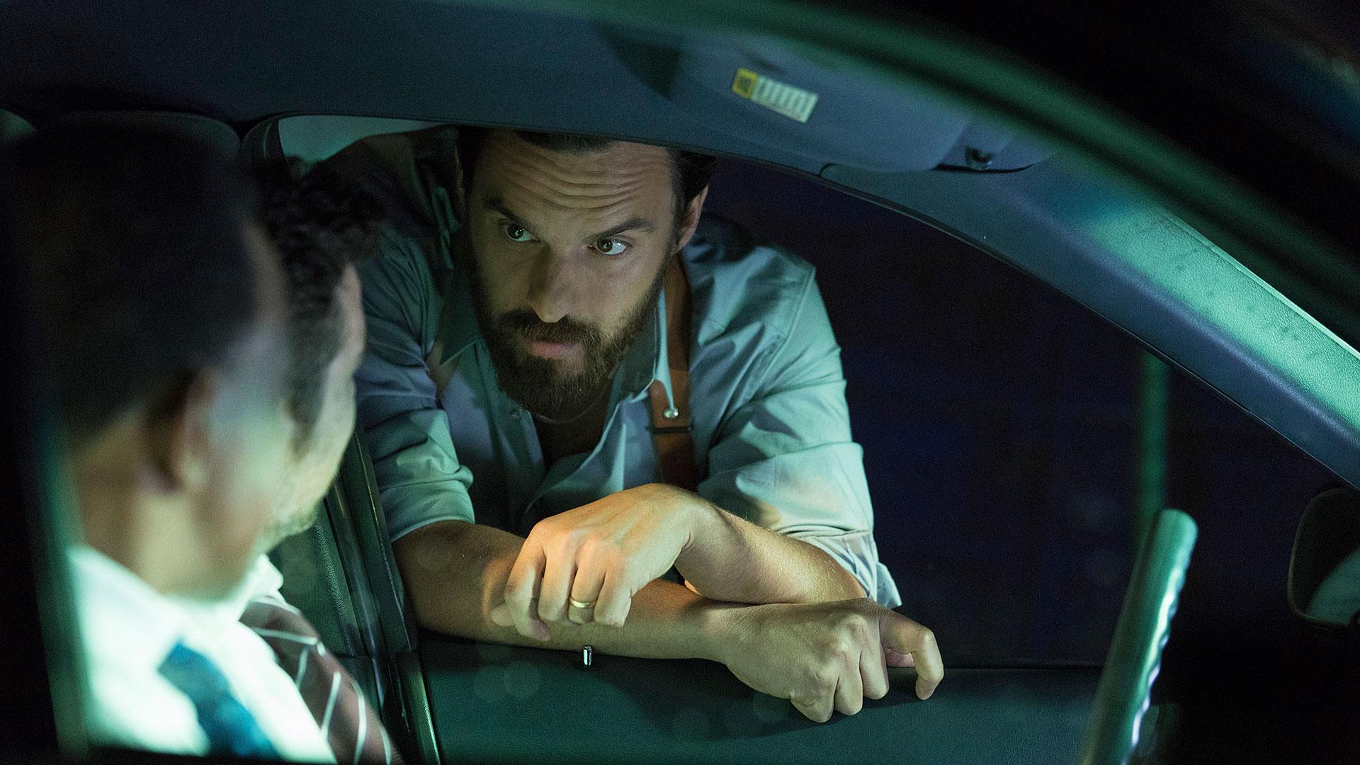 Jake Johnson as DEA Agent Josh Haldeman